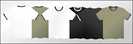 Link toT-t-shirt material vector