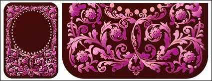 Link toContinental purple pattern