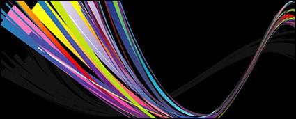 Symphony colorful lines