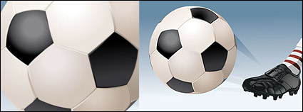 Link toPlaying soccer vector material