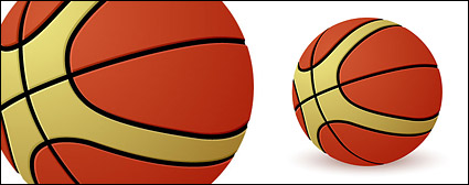 Link toA basketball vector material