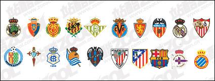 Link toSpanish soccer clubs logo