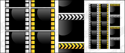 Link toCrystal vector style movie film material