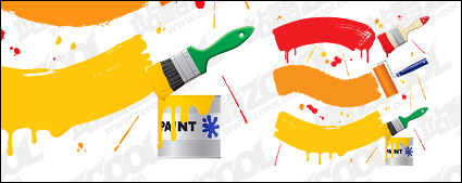 Link toVector paint brush material -2