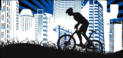 Link toUrban cycling material