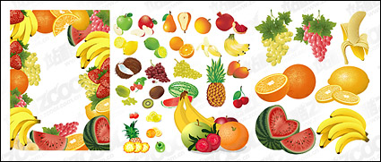 Fruit of the event vector material