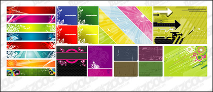 Link toDesign series vector commonly used decorative background material