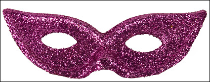 Psd material makeup mask dance-1
