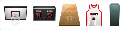 Basketball Series transparent png icon