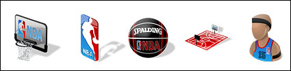 Nba game of basketball icon theme transparent png