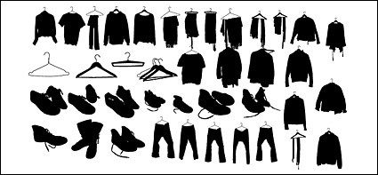 Link toVector clothes shoes