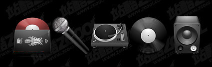 DJ series of articles icon png