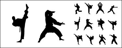 Link toKung fu figures material