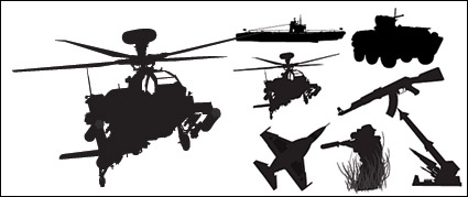 Link toPictures vector military weapons material