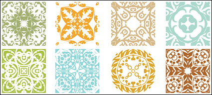 Link toTraditional pattern vector material