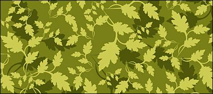 Link toGreen leaf background vector