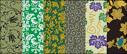 Link toVector traditional pictorial series 7 -background patterns