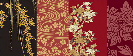 Link toVector traditional pictorial series  1-flower plants