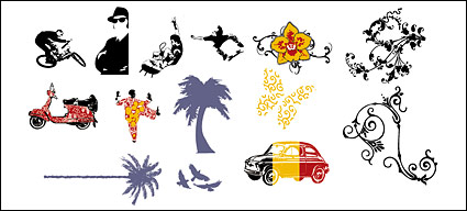 Link toMovement and the street culture vector material-20