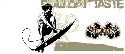 Link toMovement and the street culture vector material-15