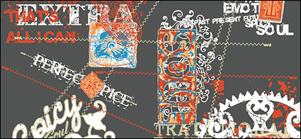 Link toSports and cultural elements of street trend of vector material-3
